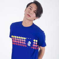 ディグダグ (DIGDUG) 〜1 POCKET TEE〜 (BLUE)