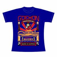 がんばれゴエモン!からくり道中 「GOEMON」~Blue~