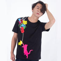 JOYCAT   T-Shirt  (Black)