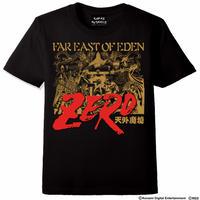 天外魔境ZERO  Tシャツ -ブラック-