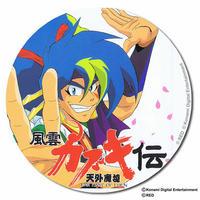 天外魔境 缶バッジ COLLECTION -風雲カブキ伝-