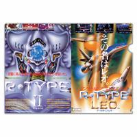 【R-TYPE 2 & LEO】Japanese Style Slim file folder (A4 size)