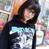 【 Metro Cross 】Arcade  Hooded Sweatshirt