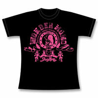 WONDER MOMO 30th Anniversary  - School Club Tee - (BLACK)