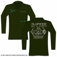 R-TYPE R-9 MILITARY COAT JACKET - Army Green-