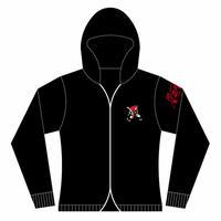 【 The Genji & The Heike Clans 】Arcade  Hooded Sweatshirt