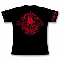 The Genji & The Heike Clans  -Arcade  Tee-  (BLACK)
