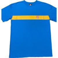 LEGO オフィシャル半袖ロゴTシャツ ブルー Lサイズ