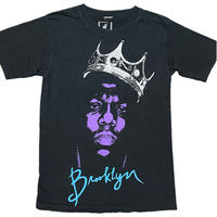 Brooklyn Mint Notorious B.I.G. 肖像画Tシャツ ブラック Sサイズ