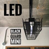 【B-1LG20K】1灯 LED蛍光灯 ガード付き つや消しブラック ダクトレール用 照明器具