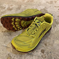 ALTRA LONE PEAK 4.5 LIME / RED