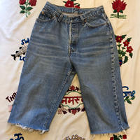[USED] Levis 17501 cutoff DENIM