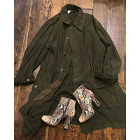 [USED]カッコいい〜 ARMY LONG JKT