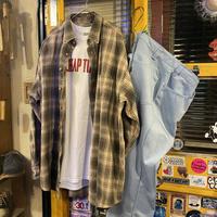 "[USED] ""AMERICAN EAGLE"" チェック柄B.Dシャツ!"