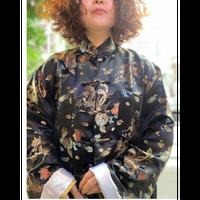 [USED] 龍刺繍チャイナジャケット