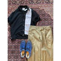 [USED] vintage B/W  ボーリングシャツ