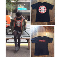 [USED] OLD VISIONプリントTシャツ