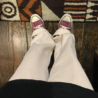 [USED] 70's POLY PANTS♡