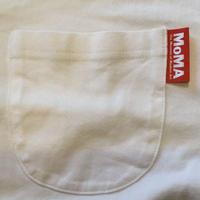 [USED] MoMA ポケTee