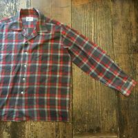 [USED] vintageオープンカラーシャツ