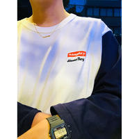 [Naughty] HOME BOY 3/4 SLEEVE Tee