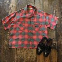 [USED] 50'sWINGS ポリシャツ