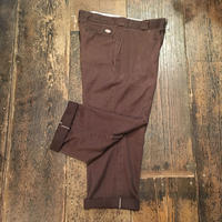 [USED] OLD Dickies  ブラウン