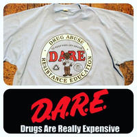 [USED] D.A.R.E くまちゃんTシャツ