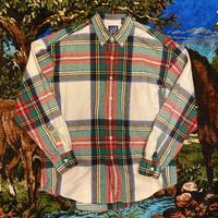 [USED]  90's GAP チェックシャツ♡
