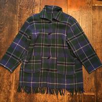 [USED] Wool フリンジコート