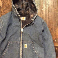 [USED]モコモコ carharttジャケット