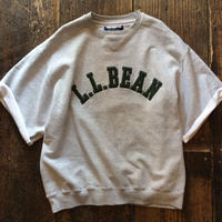 [USED] L.L.BEAN CUTOFF SWEAT