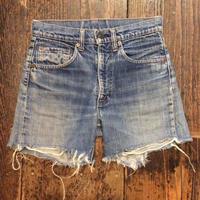 [USED] Vintage Levis505 cut off