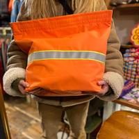 [besidethebag] neon potato ORANGE BAG