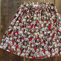 [USED] ダルメシアン スカート