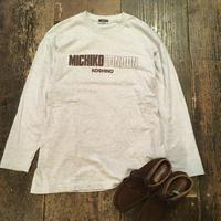 [USED] MICHIKO LONDON ロンTee