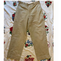 [USED] vintage   CHINO PANTS