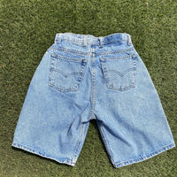 "[USED] Levis ""SILVER TAB""  DENIM SHORTS"