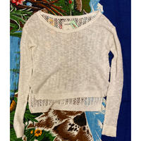 "[USED]abercrombie""kids"" 柔らか〜いKNIT"