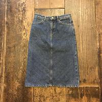 [USED] Denim シンプルタイトスカート
