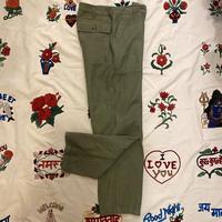 [SELECT] US COTTON FATIGUE PANTS(Re-pro)