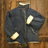 [USED]  B-3 TYPE  DENIM ボアジャン