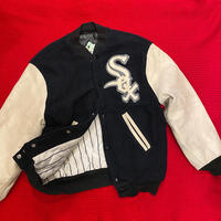"""[USED]  """"WHITE SOX"""" スタジャン"""