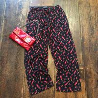 [USED] タバスコ パジャマパンツ