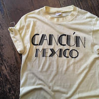 [USED] vintage CANCUN MEXICO tee