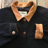 [USED] VINTAGE  L.L.Bean WOOL JKT