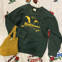 "[USED] made in U.S.A. OLD ""Roadrunner"" SWEAT!"