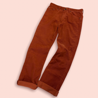 [USED] いい色🍊Levi's 517 コーデュロイ PANTS