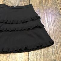 [USED] のび〜るティアードスカート♡