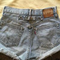 [USED] Levis 702 Repro DENIM shorts